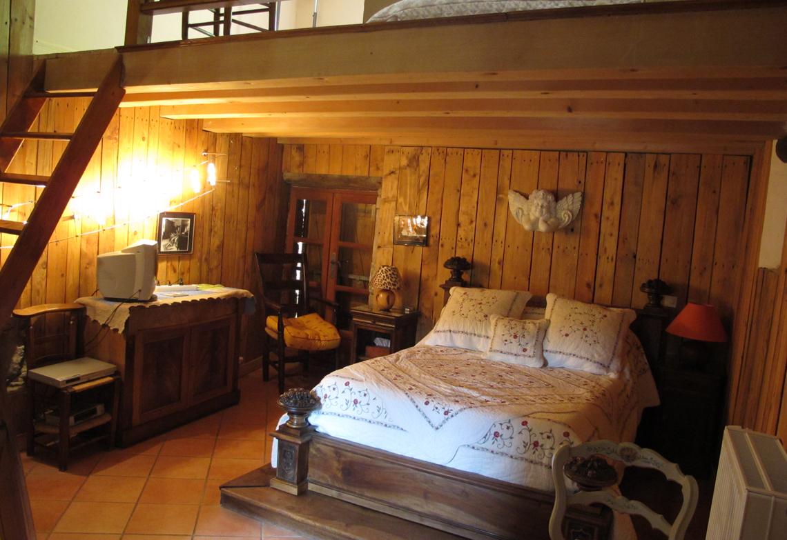 Domaine des vieux ch nes chambres d 39 h tes libertines site - Chambre d hote libertine ...